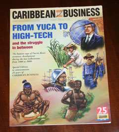 Caribbean Business 25th anniversary special edition