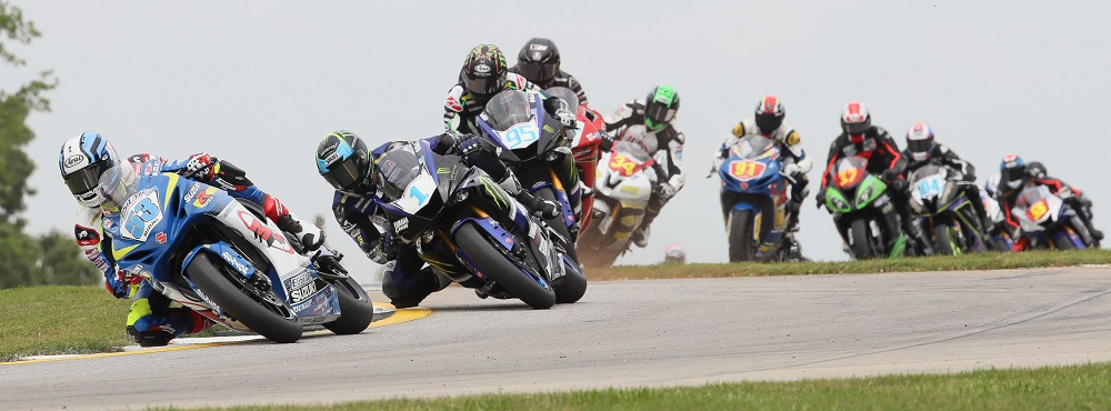 Road Atlanta MotoAmerica motorcycle races