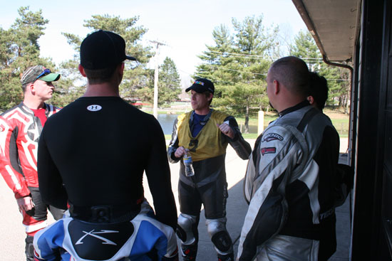 track day instruction