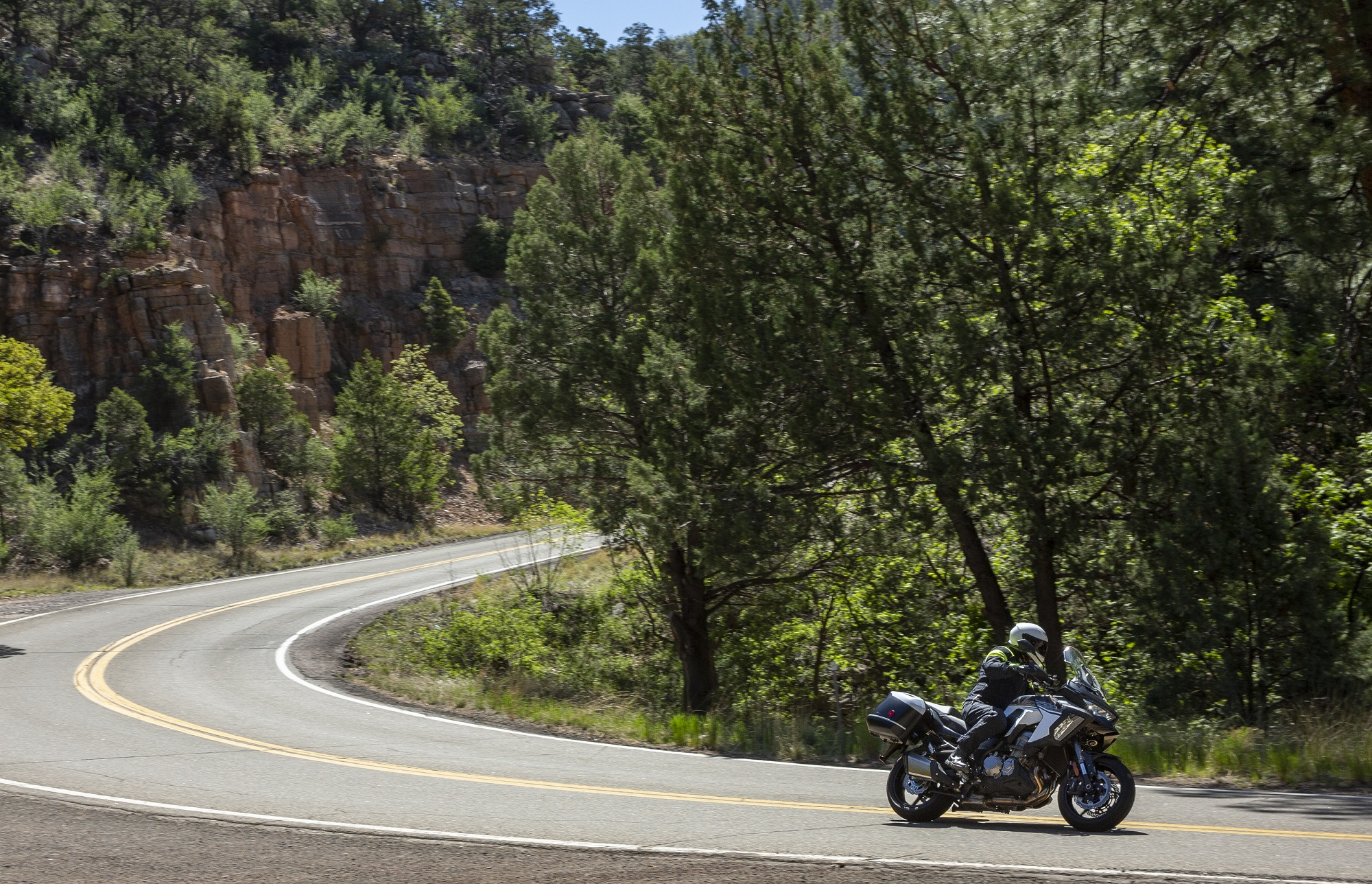 2019 Kawasaki Versys 1000 SE LT+ review – The Ride So Far